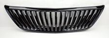 Lexus RX330 RX350 04-09 Vertical Gloss Black Front Hood Bumper Grill