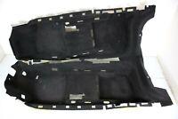 AUDI S3 8P 2.0 TFSI Innenraumteppich Teppich Bodenbelag Schwarz 8P1863021 B/C