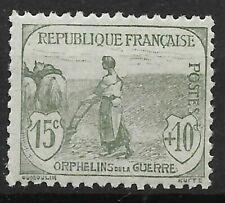 FRANCE : 1ère ORPHELIN N° 150 NEUF ** GOMME SANS CHARNIERE - A VOIR