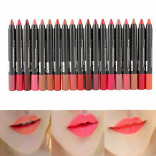 19 Colors Sexy Waterproof Soft Kiss Proof Lipstick Long Lasting Makeup Li Dlyy