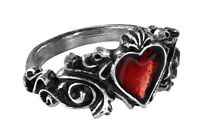 GENUINE Alchemy Gothic Ring - Betrothal | Ladies Fashion Jewellery