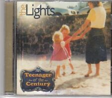 (DV745) The Lights, Teenager of the Century - sealed CD