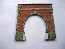 portale tunnel  per diorami e plastici ferroviari  art.p 02