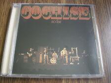 COCHISE - SO FAR TALES CD