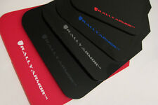 RALLY ARMOR 2002-2007 SUBARU IMPREZA RS 2.5I WRX STI BLACK RED