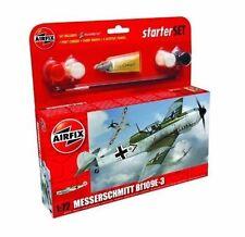 Airfix A55106 Messerschmitt Bf109e-3 Starter Set 1 72