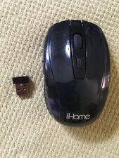 iHome Cordless Mouse with tracker