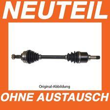 Antriebswelle Peugeot 306 2.0 S16 und 1.9 links NEUTEIL