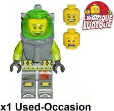 87752 vert clair de 8080 8060 LEGO dans la ovales Cockpit Disque 6x4x2 1//3