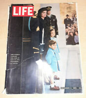 Life Magazine December 6 1963 - President Kennedy is Laid to Rest, more