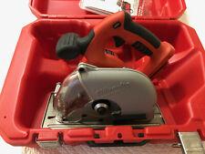 """MILWAUKEE M28 6-7/8"""" Metal Cutting Saw w/ Case 0740-20 - NEW"""