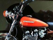 MINICHAMPS 1/6 Kawasaki 900 Z1 Super 4 PAULS MODEL ART brown/orange 1972 1973