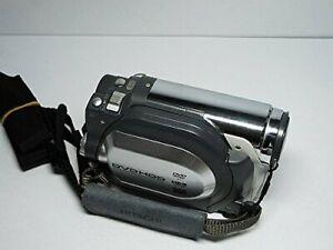 "Hitachi Dvd + Hdd Video Camera ""Hybrid Cam Wooo"" Dz-Hs401W Camcorder"