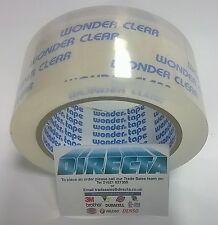 1 Roll Super Crystal Clear Fingerprint Lifting Tape 25mm 66M Quality Jlar Carton