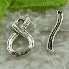 free ship 220 sets tibet silver nice clasp 22x4`20x11mm #3774