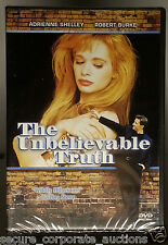 The Unbelievable Truth 2001 DVD Anchor Bay, Out Of Print, Y-Fold Factory Sealed
