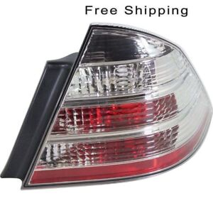 Tail Lamp Lens and Housing Passenger Side Fits Ford Taurus 2008-2009 FO2819127