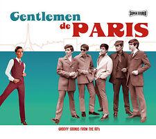 GENTLEMEN DE PARIS - CD DIGIPAK