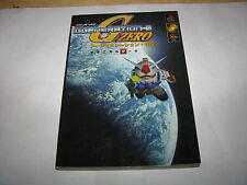 SD Gundam G Generation-0 Zero Playstation Technical Data Guide Book Japan Import