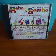 Raizes Do Samba [IMPORT] by Coisa De Familia (Sep-1998, Brasil)
