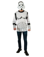 Stormtrooper Mens Star Wars Costume Top, Medium, CHEST 38 - 40""