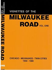 VIGNETTES OF THE MILWAUKEE ROAD VOL 1 CLEAR BLOCK