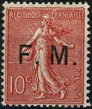 FRANCE 1906 FRANCHISE MILITAIRE YT n° 4 neuf ★ / MH