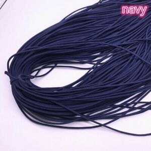 Round Elastic Rubber Band Cord Jewelries & Clothing/Head Wear Accessories Making