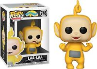 Funko Pop Teletubbies Laa-Laa Vinyl Figure Limited Edition No.746 Kids TV La La