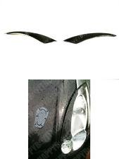CARBON FIBER Eyelids Eyebrows For Infiniti V35 G35 Coupe 03-06