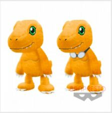 Digimon Adventure LAST EVOLUTION Kizuna Big Plush Set Agumon Digimon 20th NEW