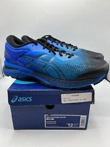 Asics Gel Kayano 25 SP Running Shoes Blue/Black Men's Size 12 (1011A030 001) New