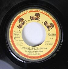 Rock 45 George Harrison - Learning How To Love You / This Song On Dark Horse R 5