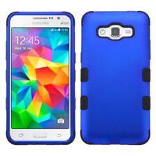 Fundas y carcasas color principal azul de plástico para teléfonos móviles y PDAs Samsung