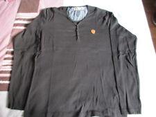 tee shirt KAPORAL noir T.S neuf