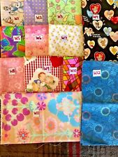 New Cotton Fabric Scrap 9�x20�