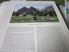 Wien Archiv 4 Stadtbild 2045 Palmenhaus park von Schönbrunn