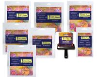 Polygel Monoprinting Gel Press Reusable Gel Printing Plate - CHOOSE (FREE P&P)