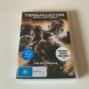 Terminator Salvation DVD Christian Bale