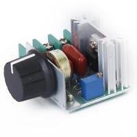 2000W SCR Regolatore Di Tensione /Luminosità, Controllo Temperatura Velocità