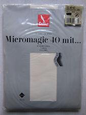 FALKE MICROMAGIC 40 Collant Vintage 40 DEN LANA TGL 38-40