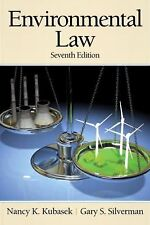 Environmental Law (7th Edition) (Pearson Custom Business Resources), Kubasek, Na