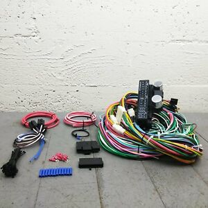 1965 - 1970 Plymouth Fury Wire Harness Upgrade Kit fits painless circuit update