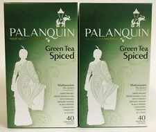 Green Tea Spiced x 2 by Palanquin Royal Spiced Tea Blends