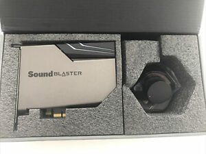 SOUND BLASTER AE-7 - Hi-Res PCI-E DAC and AMP Sound Card with Xamp Discrete
