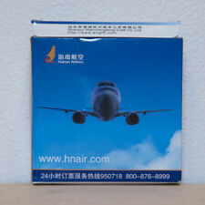 RARE!  Hainan Airlines 737-800   #B-2637 Red Flowers 1:400