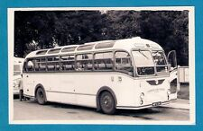 Photo ~ Lincolnshire Road Car 2258: MFU106: 1955 ECW Bristol LS: Express Service