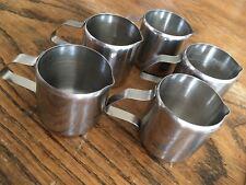 5x Olympia Concord Milk Jugs 85ml J738