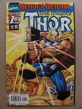 Thor Vol.2 #1 Marvel Comics 1998 Series 9.4 Near Mint