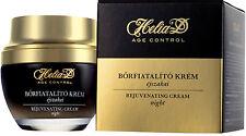 Helia D Rejuvenating Night Cream Age Control Wrinkles Anti Aging Face Neck Skin